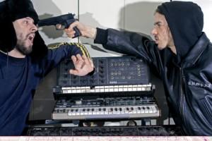 ESCALE EXP#7 dDamage + Radioinactive & Lajae + Monsieur Saï + 2Mex