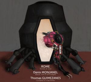 CINE CONCERT La Mouche par Rome/Monjanel/Guimezanes