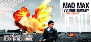 CINE CONCERT  Mad Max vs Montgomery
