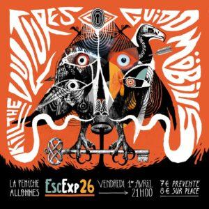 EscExp#26 : Kill The Vultures + Guido Mobius